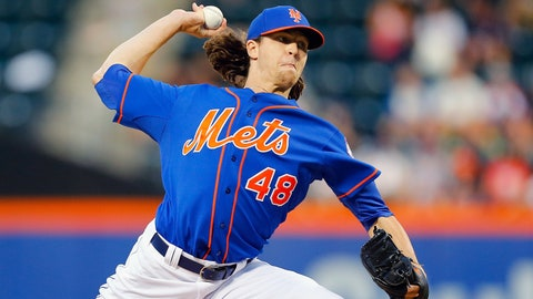 September NL Rookie of the Month: Jacob deGrom, Mets