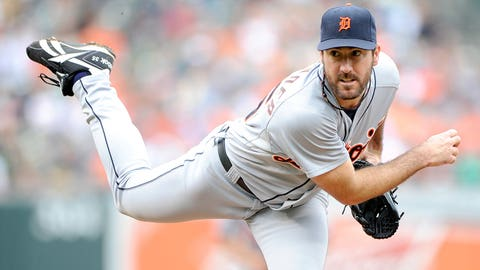 11. Justin Verlander, Detroit Tigers: $180 million over 7 years