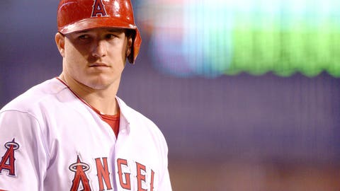 Mike Trout (23) – Los Angeles Angels