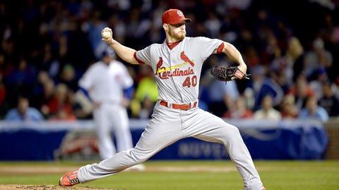 Shelby Miller (23) – St. Louis Cardinals