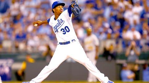Yordano Ventura (23) – Kansas City Royals