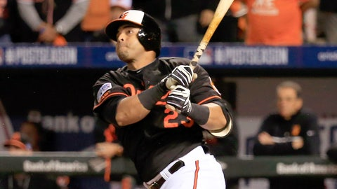 Baltimore Orioles: Can they replace Nelson Cruz?