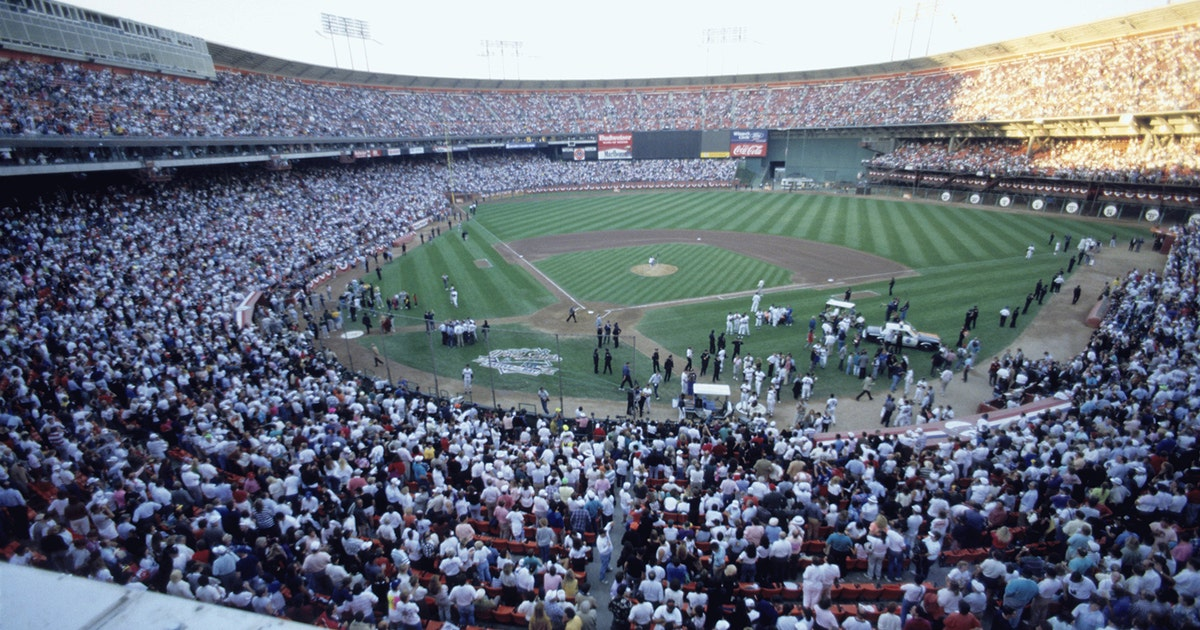 25 years later ken rosenthal remembers the 1989 world series earthquake fox sports