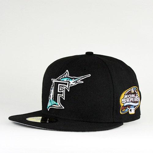 11e16a337fd ... fox sports karros unveils cubs 2003 world series hat