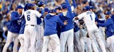Royals hold off Orioles 2-1, finish ALCS sweep