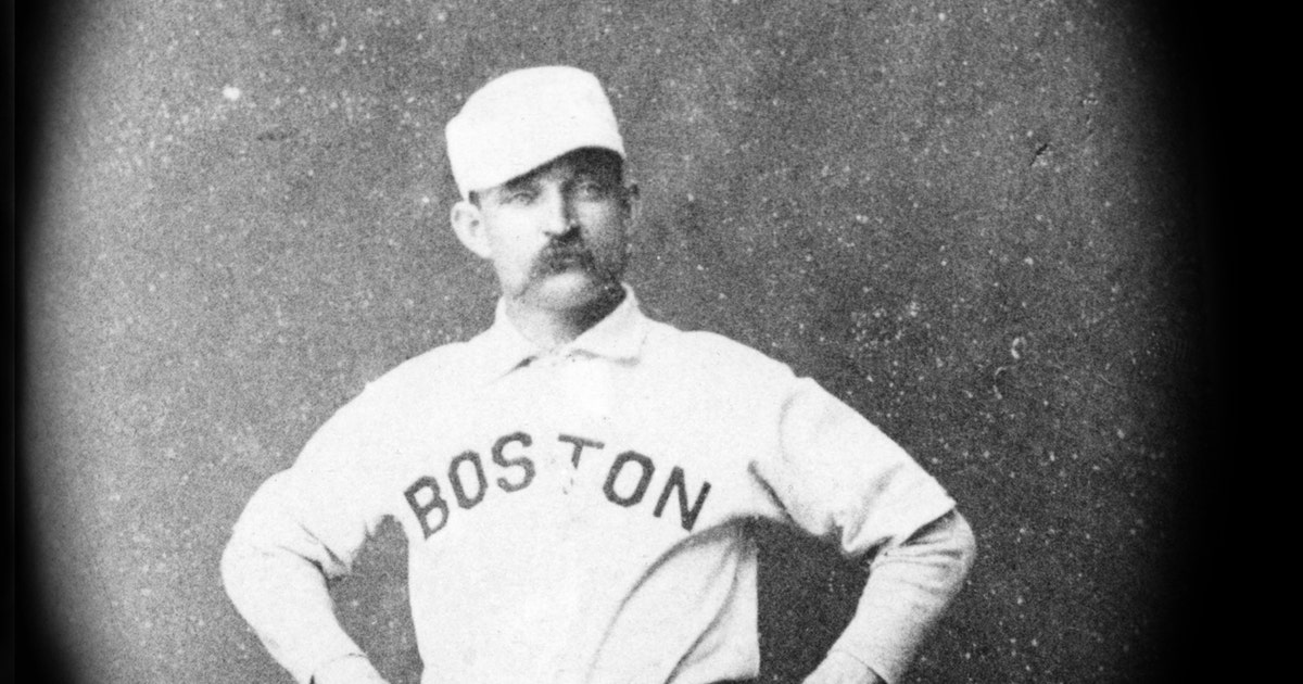 All About Fiftynine In 84 Old Hoss Radbourn Barehanded Baseball