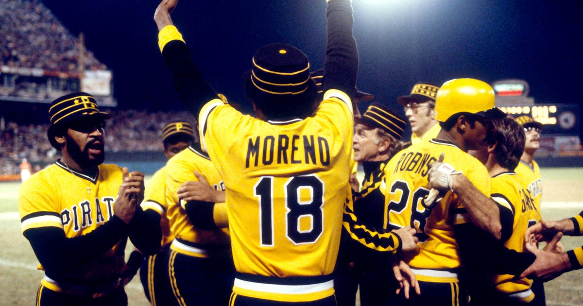 fe43fd29c745 Did the Pirates just unveil the best throwback uniforms ever