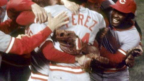 1975: Reds extend the Boston curse