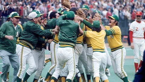 1972: A's get it done on the road