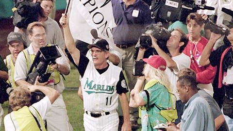 1997: Fledgling Marlins win a thriller