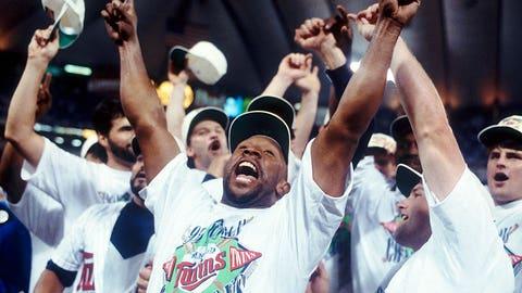 Kirby Puckett: Minnesota Twins (1984–1995)