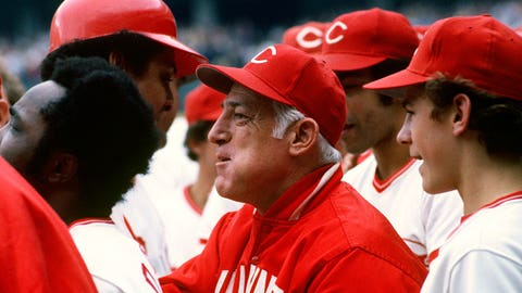 Sparky Anderson — 3 titles