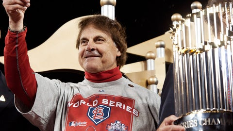 Tony La Russa — 3 titles