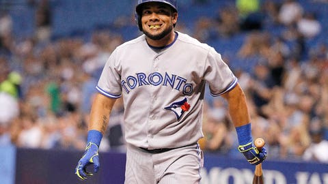 Melky Cabrera — OF