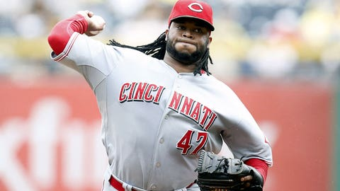 Johnny Cueto, SP, Reds