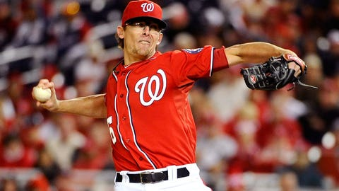Tyler Clippard, RP, Nationals