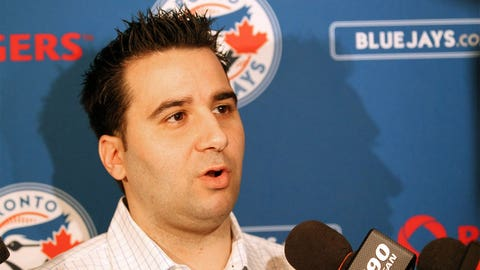 Atlanta Braves hire Alex Anthopoulos as next general manager