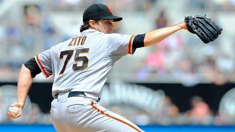 Barry Zito, Giants (2006): 8 years, $126 million