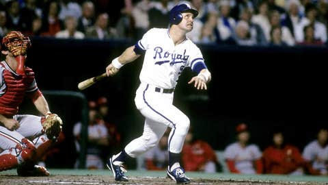 Kansas City Royals: 1. George Brett — 317 HRs