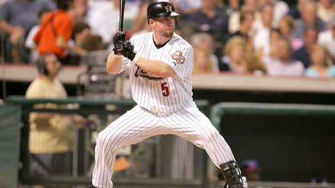 Houston Astros: 1. Jeff Bagwell — 449 HRs