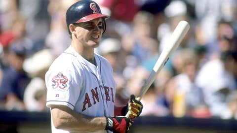 Los Angeles Angels: 1. Tim Salmon — 299 HRs