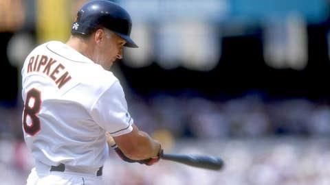 Baltimore Orioles: 1. Cal Ripken Jr. — 431 HRs