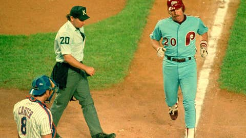 Philadelphia Phillies: 1. Mike Schmidt — 548 HRs