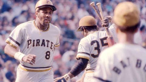 Pittsburgh Pirates: 1. Willie Stargell — 475 HRs