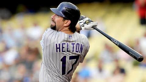 Colorado Rockies: 1. Todd Helton — 369 HRs