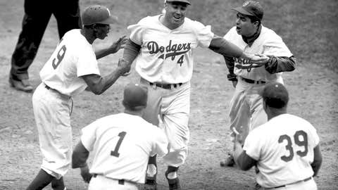 Los Angeles Dodgers: 1. Duke Snider — 389 HRs