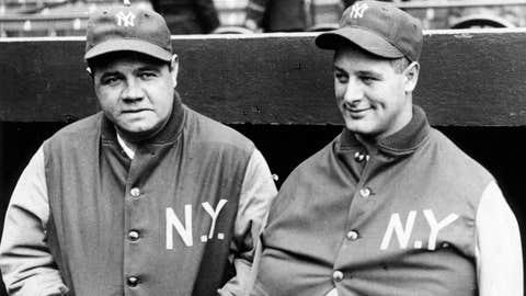 New York Yankees: 1. Babe Ruth — 659 HRs