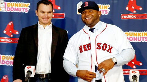 Five Reasons Red Sox Will Win A.L. East