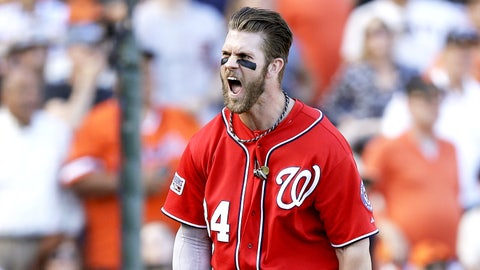 Bryce Harper, Nationals