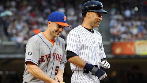 May 12 vs. New York Mets: 3 for 4, 1 BB
