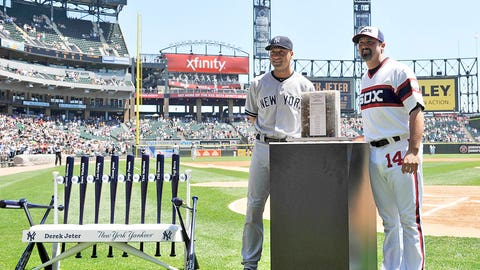 May 25 at Chicago White Sox: 4 for 5, 1 R, 2 RBI, 1 K