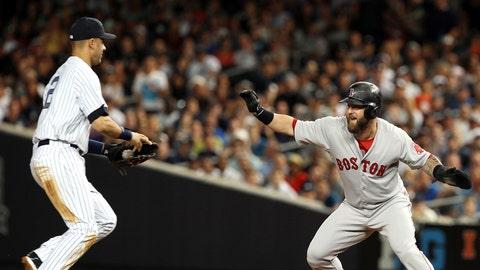 June 29 vs. Boston: 2 for 4, 1 RBI 1 K