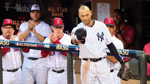 July 15 at Minneapolis: All-Star Game — 2 for 2, 1 R