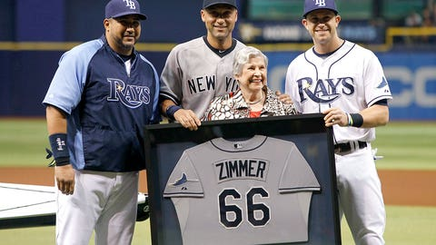Tampa Bay Rays Part II: Sept. 16