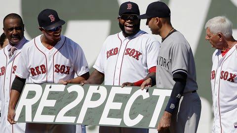 Sept. 28 at Boston: 1 for 2, 1 RBI