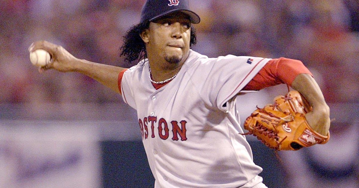 Pedro Martinez S Hall Of Fame Plaque To Include Red Sox