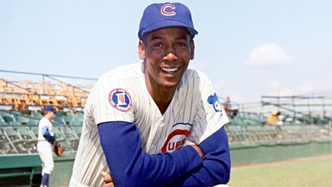 Ernie Banks: Chicago Cubs (1953–1971)