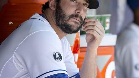 Matt Harvey, P, New York Mets