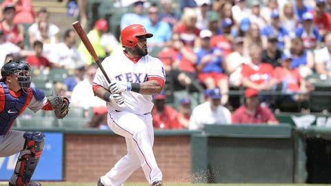 Prince Fielder, 1B, Texas Rangers