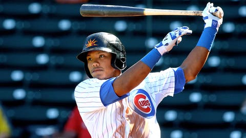 Addison Russell, SS, Cubs