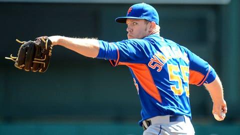 Noah Syndergaard, SP, Mets