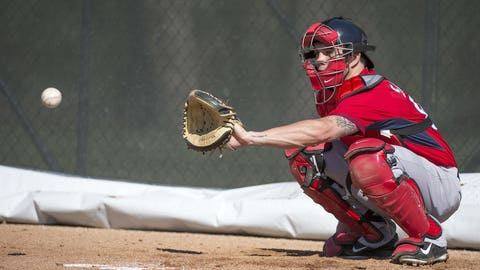 Blake Swihart, C, Red Sox