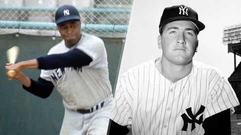 1967: Elston Howard is replaced by Jake Gibbs