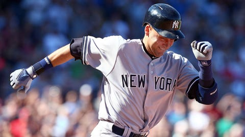 Following Yankee legends
