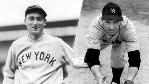 1938: Tony Lazzeri is replaced by Joe Gordon