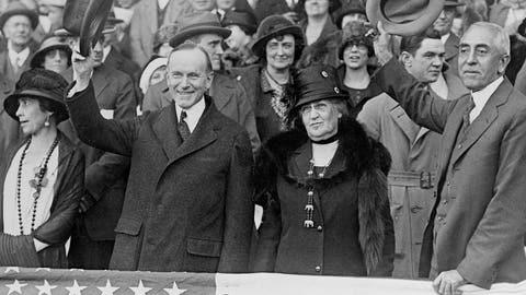 Calvin Coolidge - No. 30